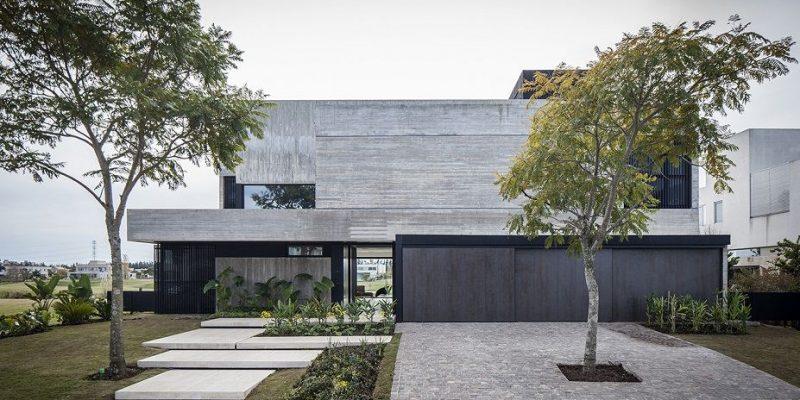 طراحی داخلی خانه FSY / معماری Remy Arquitectos