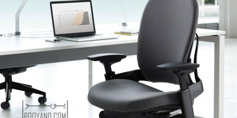 صندلی کامپیوتر : یک قدم تا راحتی بیشتر در دفتر و اتاق کار