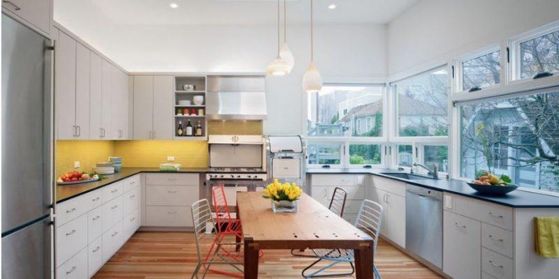 عالیترین زمان برای تغییر مدل آشپزخانه شما