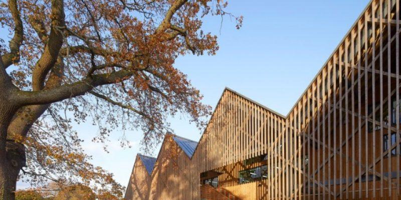 طراحی داخلی مدرسه هنر و طراحی بدالز / Feilden Clegg Bradley Studios