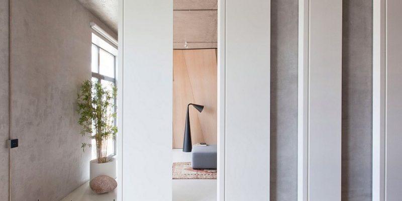 انواع پارتیشن در طراحی داخلی : خلاقانه دیوار بکشید!