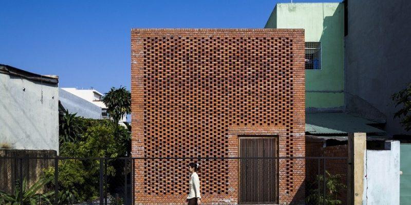 آجر در معماری : انعطاف این متریال اصیل در طرح های باورنکردنی