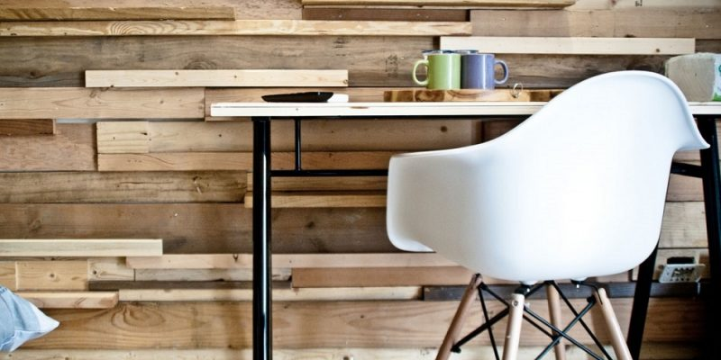 چوب در طراحی داخلی : طبیعت را به منزل خود دعوت کنید!