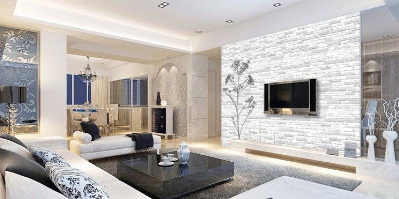 ۹ دلیل برای استفاده رنگ سفید در طراحی دکوراسیون داخلی منزل