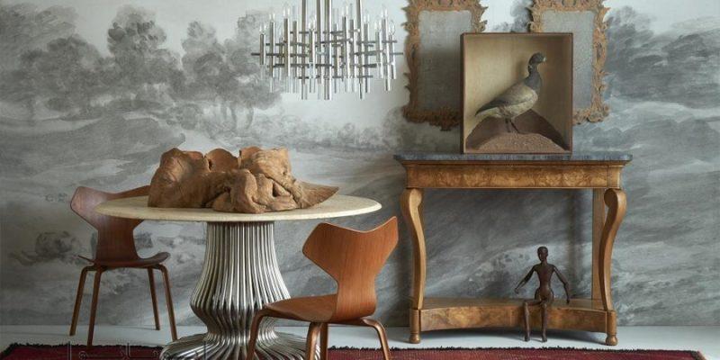 لوازم دکوری آنتیک : جلوه دکوراسیون داخلی منزل شما