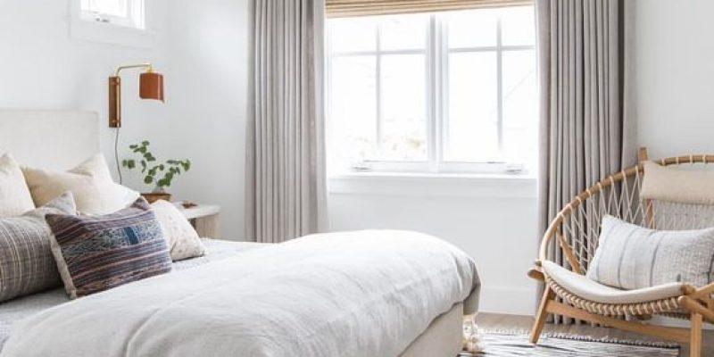 پرده اتاق خواب : توصیه هایی برای انتخاب مدل پرده اتاق خواب