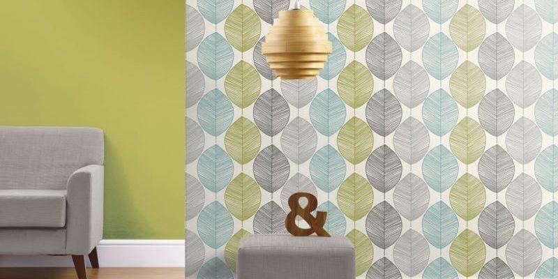 اصول بکارگیری انواع کاغذ دیواری در دنیای طرح و رنگ دکوراسیون داخلی