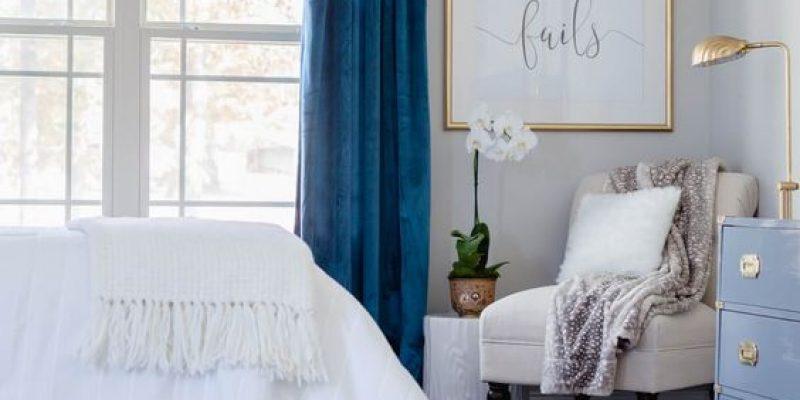 طراحی اتاق خواب خود را برای یک خواب مناسب آماده کنید!