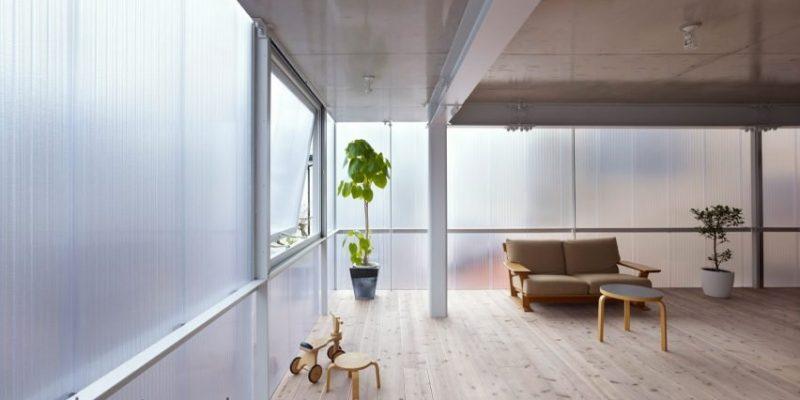 ورق پلی کربنات در معماری و دکوراسیون : به جای شیشه اینو امتحان کن!