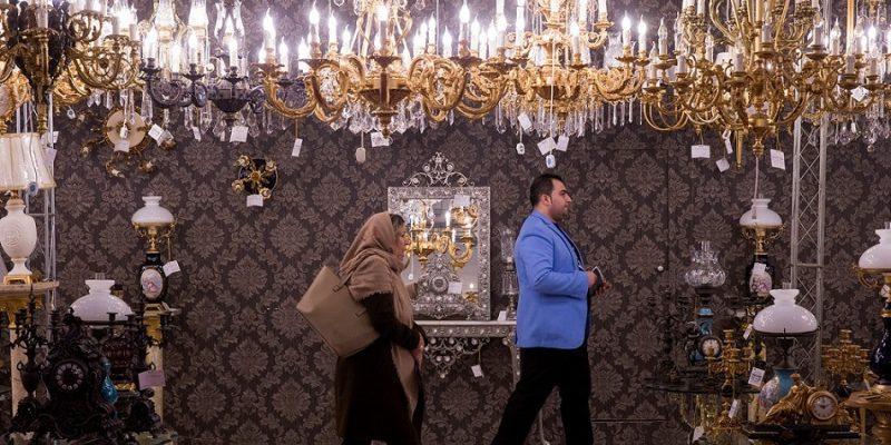 نمایشگاه بین المللی لوستر و چراغهای تزیینی تهران ۹۶ – بیست و پنجمین دوره