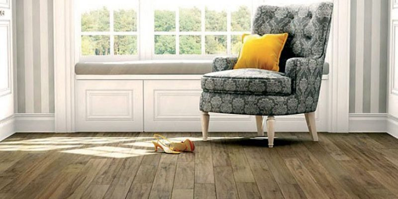 کف پوش چوبی و یا کفپوش طرح چوب در دکوراسیون داخلی