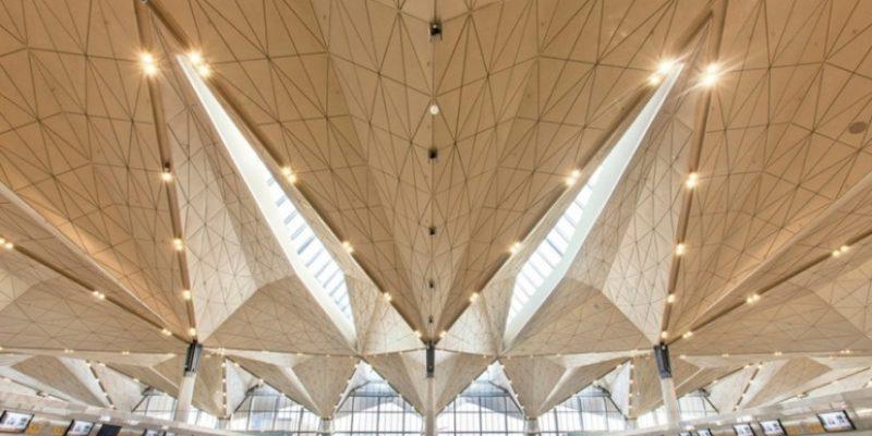 معماری فرودگاه بینالمللی پلکوو (Pulkovo International Airport)