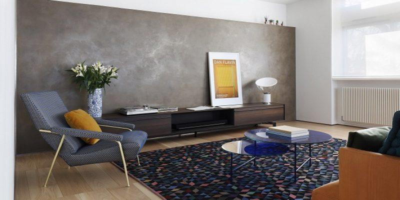 اجرای کمد دیواری ؛ بازسازی و تعریف مجدد فضای داخلی آپارتمان با طراحی کمددیواری