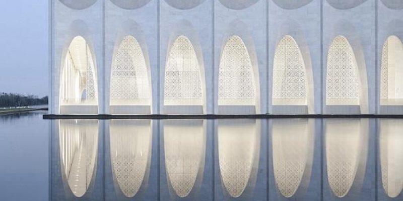 طراحی مرکز فرهنگی مسلمانان داچانگ / Architectural Design & Research Institute of Scut