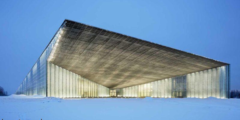 طراحی موزه ملی استونی / شرکت معماری DGT Architects