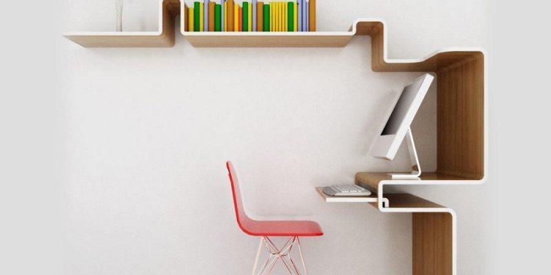 ۵ مدل قفسه کتاب جدید که عاشقشان می شوید!
