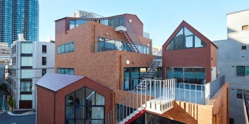 طراحی اتاقک هایی بالای ساختمان / Naf Architect & Design
