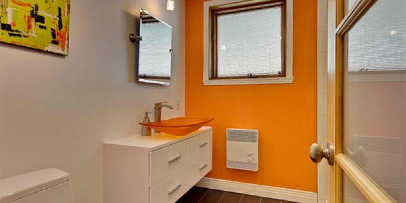 نکتههایی برای بزرگتر نشان دادن حمام و سرویس کوچک و محقر