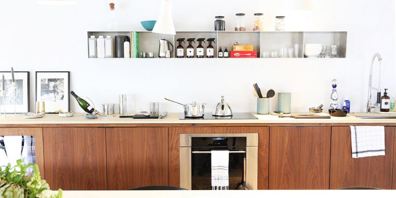 چیدمان لوازم آشپزخانه : بهترین روش های سازماندهی برای استفاده از فضا