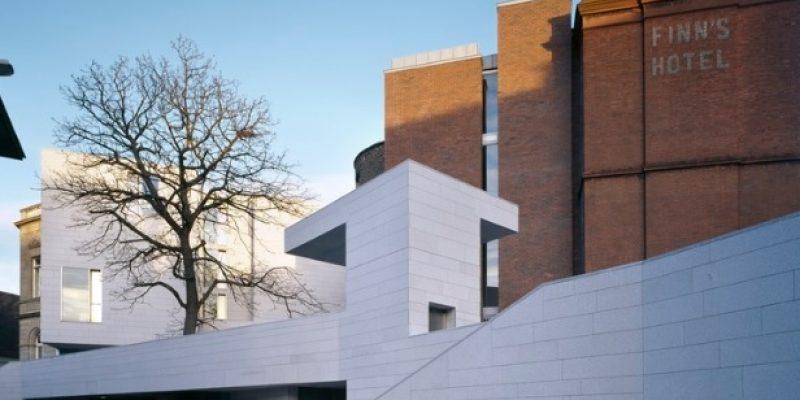 طراحی داخلی دپارتمان مهندسی مکانیک و ساخت / Grafton Architects
