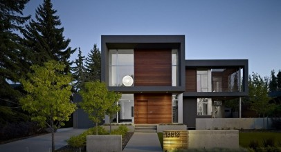 طراحی نمای ساختمان به سبک مدرن با ایده های شاخص و متفاوت