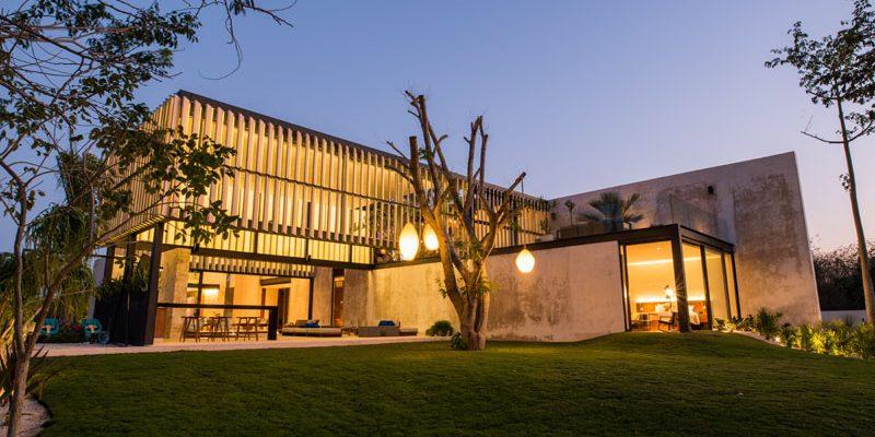 طراحی داخلی خانه Casa Chaaltun در مریدا، مکزیک / معماری توسط Tescala