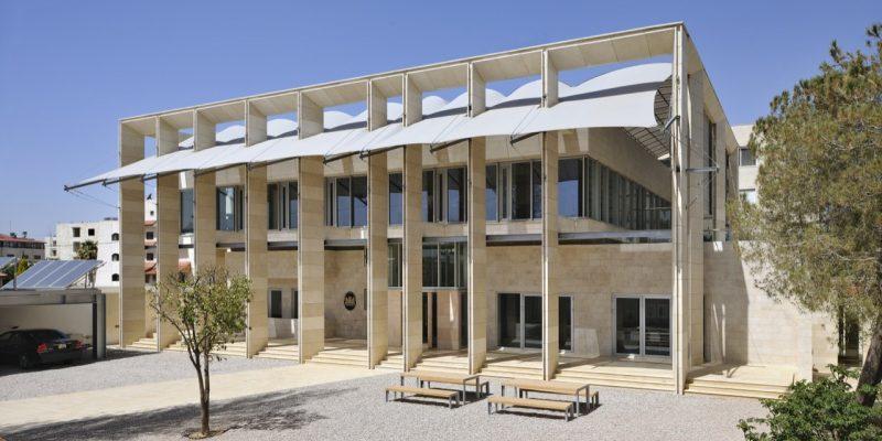 سفارت هلند در کشور اردن / معماری Rudy Uytenhaak