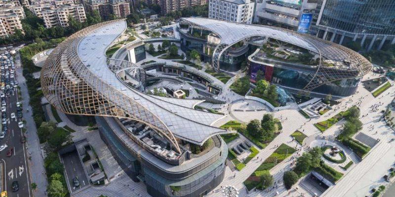 طراحی معماری پارک سنترال