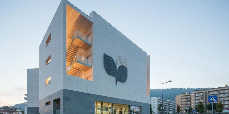 طراحی بانک اعتبارات کشاورزی در پرتغال/ گروه معماران مارکز فرانکو