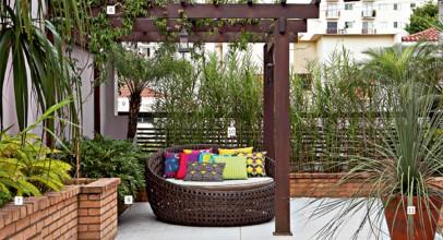 آلاچیق حیاط خانه : بهشت شخصی کوچک خودتان را بااین ایده ها داشته باشید
