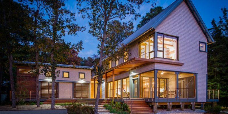 طراحی داخلی خانه جدید کنار رودخانه The Intracoastal / شرکت معماری Gardner