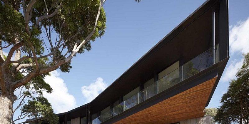 طراحی خانه Bluff / گروه معماران Inarc