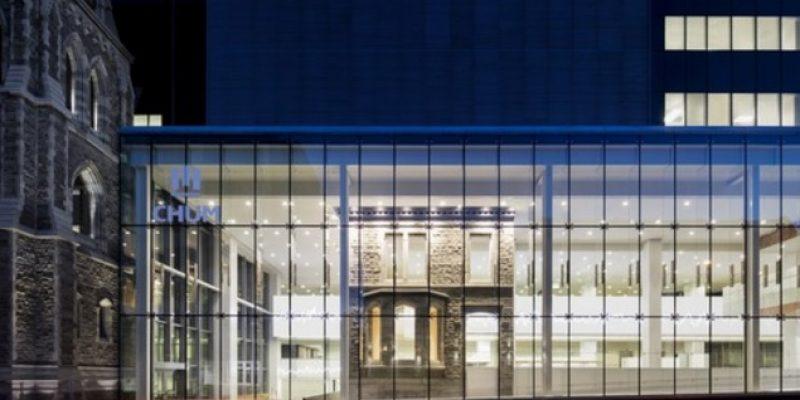 طراحی داخلی مرکز بیمارستانی دانشگاه مونترال / CannonDesign + NEUF architect(e)s