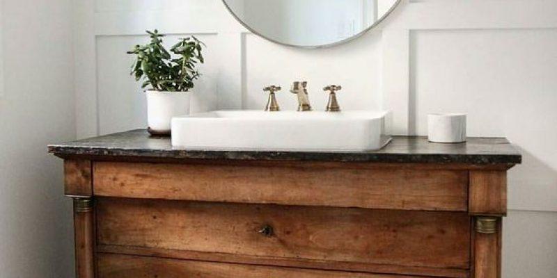 سرویس بهداشتی های کوچک با رنگ ها و ایده های مناسب!