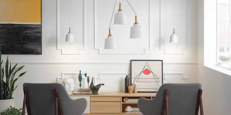 خانه های کم نور با توصیه های کاربردی برای روشنایی بهتر