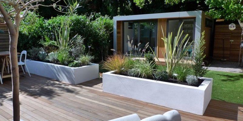 فلاور باکس در طراحی فضای سبز داخلی و خارجی منزل