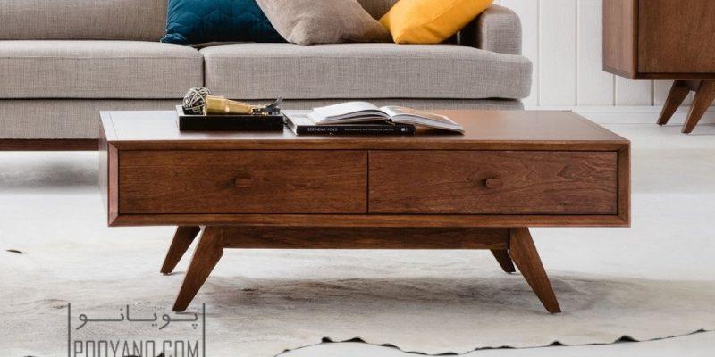 انواع میز با کاربردهای گوناگون در دکوراسیون داخلی منزل