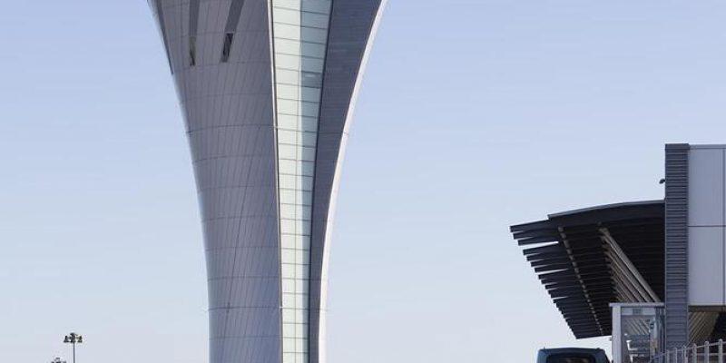معماری و طراحی برج SF / گروه معماری HNTB