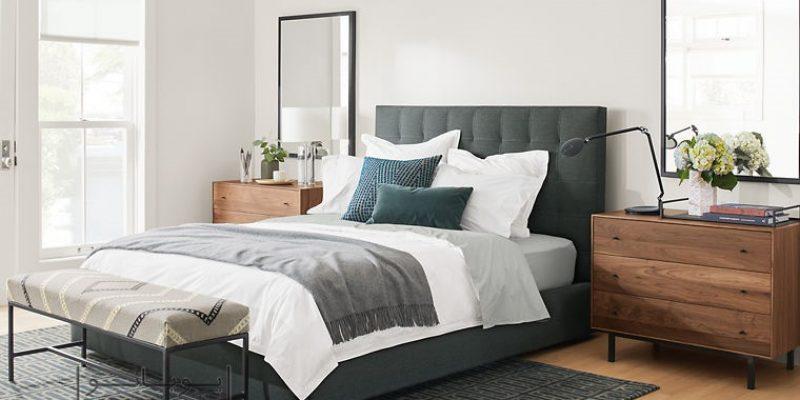 نحوه انتخاب روتختی برای دکوراسیون اتاق خواب