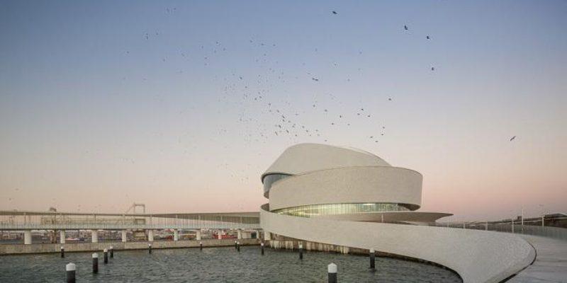 پایانه کشتیهای تفریحی در پورتو / گروه معماری Luís Pedro Silva Arquitecto