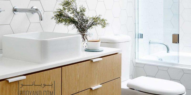 طراحی داخلی حمام و سرویس بهداشتی : اصول تعیین کننده در ایجاد فضای دلباز و زیبا