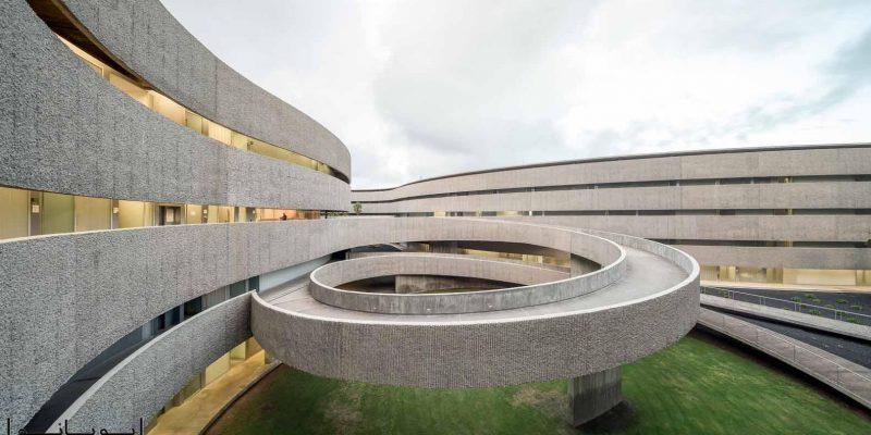 طراحی دانشکده هنرهای زیبا دانشگاه لاگونا / معماران GPY