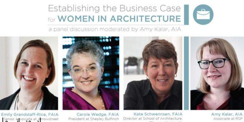 چه تعداد از زن ها به عنوان رهبر شرکت های بزرگ معماری مشغول به کار هستند؟