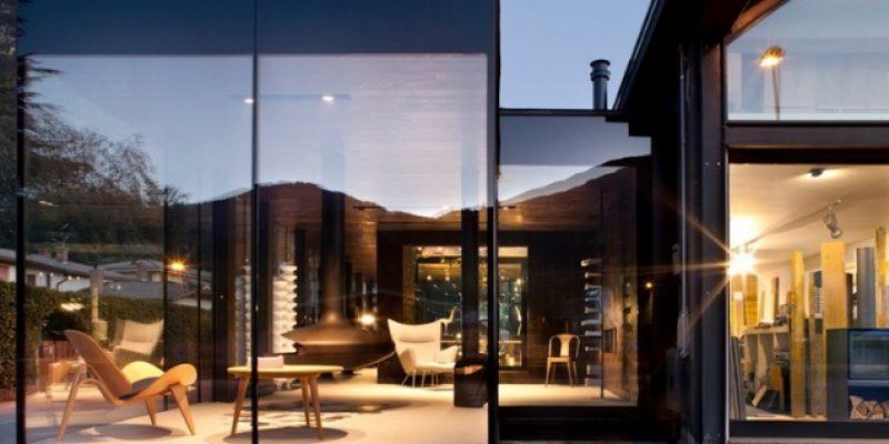 طراحی داخلی مغازه مبلمان اینترنیسرامیک / Ceschia e Mentil Architetti Associati