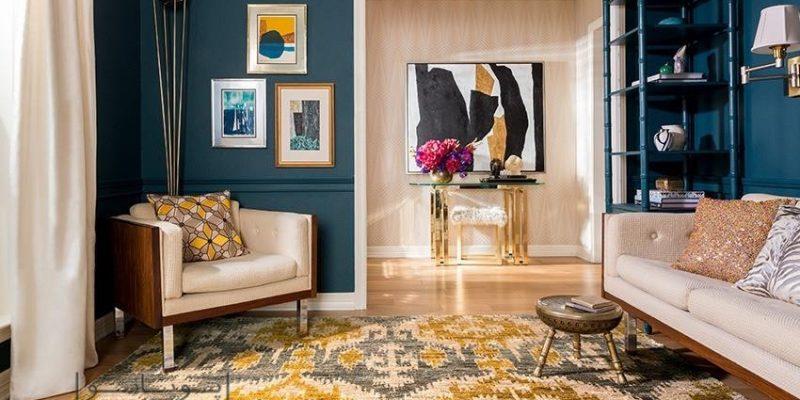 ست کردن مبل و فرش : چند ایده برای ایجاد بهترین ترکیب در دکوراسیون منزل