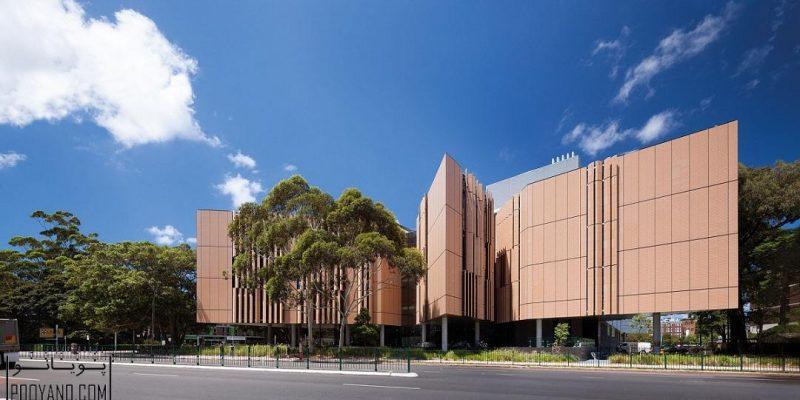 ساختمان تکنولوژی انرژی Tyree / گروه معماری FJMT