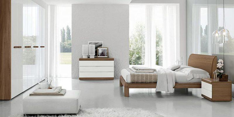 محل مناسب تخت در اتاق خواب ؛ اصول انتخاب مکان مناسب تخت خواب در اتاق
