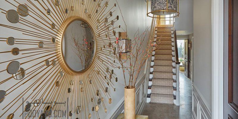 دکوری آینه : فضای دلباز را در دکوراسیون منزل تجربه کنید!