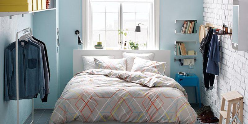 اتاق خواب کوچک : رازهای دکوراسیون را از دیزاینرها بیاموزید!