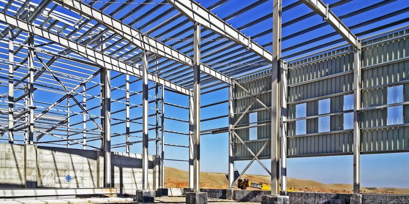 سازه LSF : خصوصیات و ضوابط سیستم ساختمانی قاب فلزی سبک ال اس اف